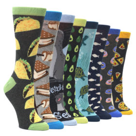 Women's Novelty Sock Collection - Sock Draw Makeover