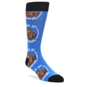 Blue-Seal-of-Approval-Mens-Dress-Socks-Socksmith