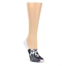 MEDIUM-White-Black-Rebel-Sky-Star-Wars-Womens-No-Show-Liner-Socks-STANCE