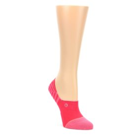Pink-Stripes-Womens-No-Show-Liner-Socks-STANCE