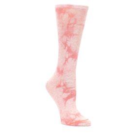 Pink-Tie-Dye-Womens-Casual-Sock-STANCE