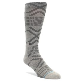Gray-Coffee-Dyed-Pattern-Mens-Casual-Socks-STANCE
