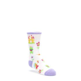 4-9Y-Princess-Frog-Fairytale-Kids-Dress-Socks-K-Bell
