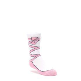 4-9Y-Ballet-Slipper-Kids-Dress-Socks-K-Bell