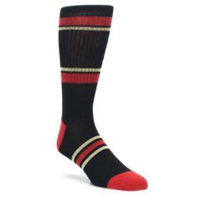 Arizona-Diamondbacks-Mens-Athletic-Crew-Socks-PKWY