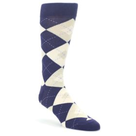 Lapis-Champagne-Argyle-Mens-Dress-Socks-Statement-Sockwear
