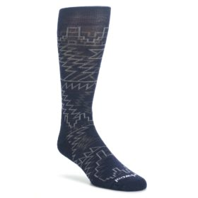 Navy-Gray-Ruiz-Wool-Mens-Casual-Socks-Smartwool