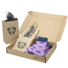 Wisteria-Navy-Mustache-Men's-Dress-Socks-Statement-Sockwear