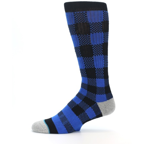 Buy Men's Checkered Dress Socks: Shop top fashion brands Socks at multiformo.tk FREE DELIVERY and Returns possible on eligible purchases From The Community Alfani Mens Block Fashion Crew Socks out of 5 stars 3. $ - $ K. Bell Socks Men's Original Novelty Crew Socks .