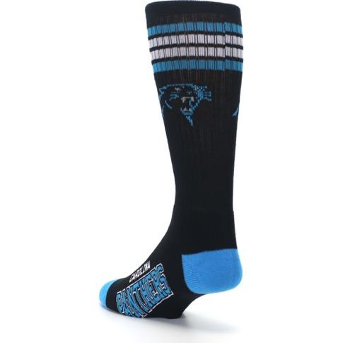 Carolina Panthers Socks Shoe Size