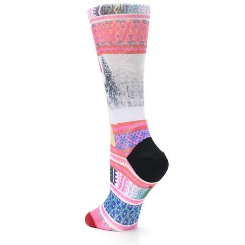 Pink Tinsel Tina Women's Casual Sock - STANCE
