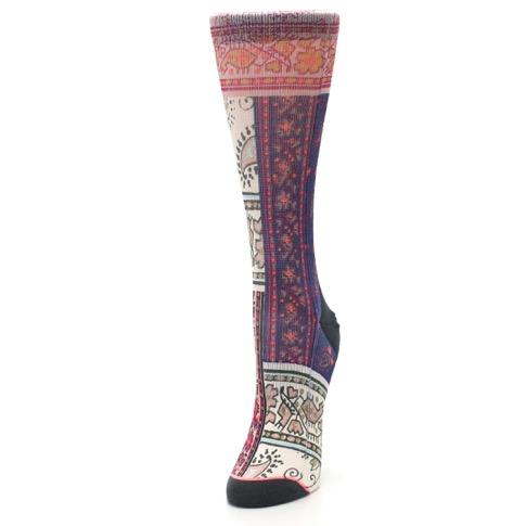 Pink Multi Jasmine Pattern Women's Casual Sock - STANCE
