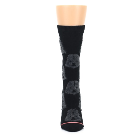 Black Cozy Darth Vader Star Wars Women's Casual Socks - STANCE
