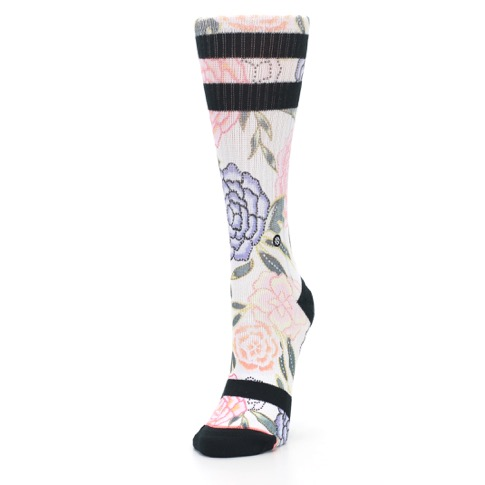 Lilac Ice Posie Women's Casual Sock - STANCE